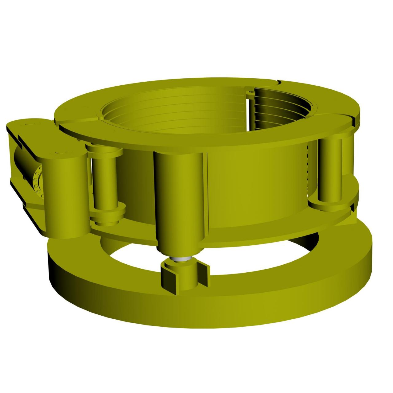Wholesale Casing Oscillators More JHP Hydraulic pile puller from china suppliers