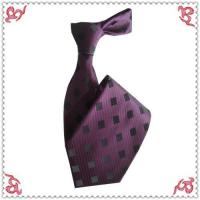 Wholesale Colour Woven polyester necktie JTL_szds_006 from china suppliers