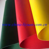 China PEPVC tarpaulin products-Warp-knitted Mesh PVC Laminated Tarpaulin on sale