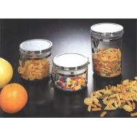 Wholesale F-6118 3 PIECES VACUUM CANISTER W/CHROME LIDS from china suppliers