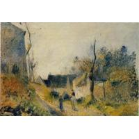 Wholesale Impressionist(3830) Landscape_at_Valhermeil from china suppliers