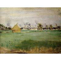 Wholesale Impressionist(3830) Landscape_at_Gennevilliers from china suppliers