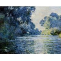 Wholesale Impressionist(3830) Arm_of_the_Seine_at_Giverny from china suppliers
