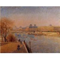 Impressionist(3830) The_Louvre_8