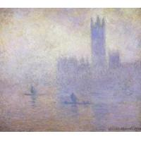 Wholesale Impressionist(3830) Houses_of_Parliament,_Fog_Effect_2 from china suppliers