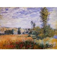 Wholesale Impressionist(3830) Landscape_at_Vetheuil from china suppliers