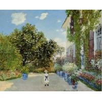 Wholesale Impressionist(3830) The_Artist-s_House_at_Argenteuil from china suppliers