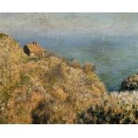 Wholesale Impressionist(3830) The_Fisherman-s_House_at_Varengeville from china suppliers