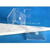 China DOUBLE CLEAR CD CASE on sale