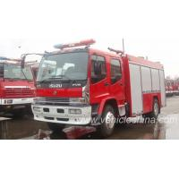 Wholesale Fire fighting truck FVR34J2 from china suppliers