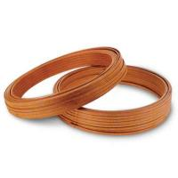 Wholesale Self-bonding glass fiber wrapped mica tape covered rectangular copper wire from china suppliers