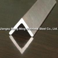 Wholesale Stainlesssteelringcha... Product Acid white equilateral angle steelProduct Category:Stainless steel profilesPosted:2009-11-9 from china suppliers