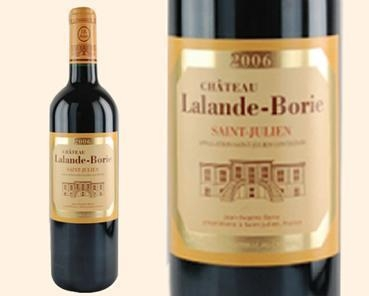 Quality >Chateau Lalande BorieRed for sale