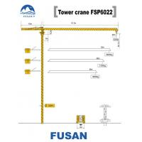 Wholesale concrete delivery pumps Product Name:FSP6022 tower cranes from china suppliers
