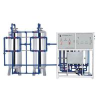 Mineral water equipment