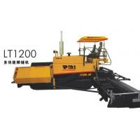 Crawler Type Multifunctional Paver