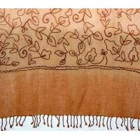 Wholesale Cashmere Shawl/Scarf Embroidered Cashmere Shawl from china suppliers