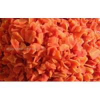 Wholesale Products: Dehydrated carrot flakes 10*10*2 from china suppliers