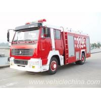 Wholesale Fire fighting truck ZZ1192L4610 from china suppliers