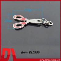Buy cheap Scissor Shaped Zipper Tab From China from wholesalers