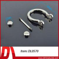 Buy cheap Light And Handy D Ring In Bulk For Handbag from wholesalers