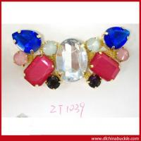 Buy cheap Colorful Rhinestone Buckle For Sandal from wholesalers
