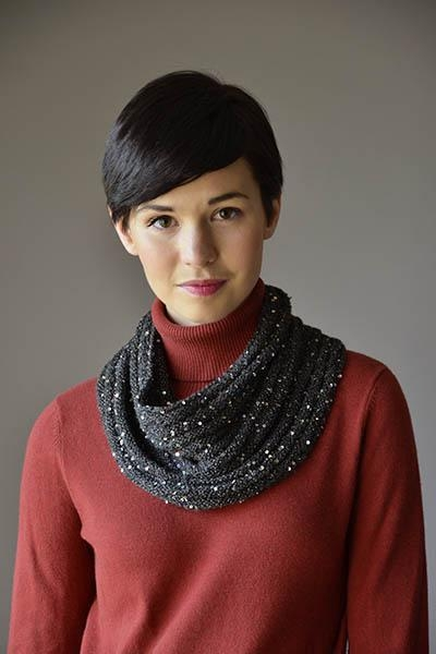 Quality Crinkle Cowl 01 Ebony - CRINK01 for sale