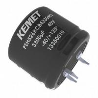 KEMET Snap-In & Solder Pin Aluminum Electrolytic Capacitors(ALC10)