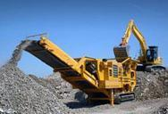 different types of stone crushers