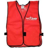 Wholesale Add A Text Logo to Your Safety Vests (ONE COLOR) from china suppliers