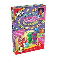 China WOW Toys Special Day Countdown Calendar on sale