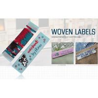 Custom Apparel Tags Clothing Sewing Woven Labels