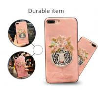 China Embroidery Phone Case for iPhone 7 Plus on sale