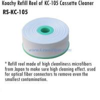 Wholesale Fiber optic Tools and accessories Koachy High Performance Connector Cassette Cleaner KC-105 from china suppliers