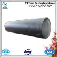 Epoxy Liquid Ductile Iron Pipe Fittings Cement Mortar Lining