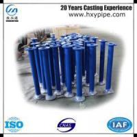 Epoxy Resin Coating Double Flange Pipe with High Quality