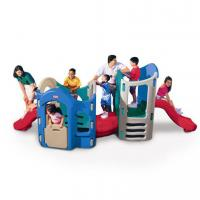 Wholesale Climbers and Slides 8-in-1 Adjustable Playground from china suppliers