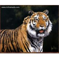 Tigers Oil Painting