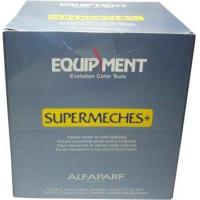 Alfaparf Super Meches Extreme Box Of 12 Envelopes at 50 gr./1.76 Oz. (Dust-free bleaching powder)