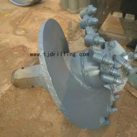 China core barrels triple-axis flight auger mixing paddle for soil mix wall on sale
