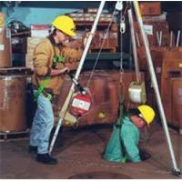 China MightEvac Confined Space System with ManHandler Hoist on sale