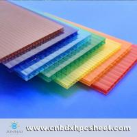 Wholesale Lexan Polycarbonate Hollow Sheet from china suppliers