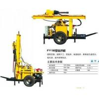 Wholesale small hammer hydraulic hydrography water drilling rigs for sale from china suppliers