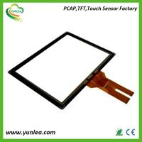 15 inch touch screen EETI touch foil touchscreen film 15 inch touch screen digitizer kit 15