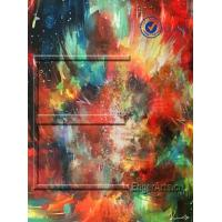Wholesale Abstract Oil Painting NO:36501Fire from china suppliers