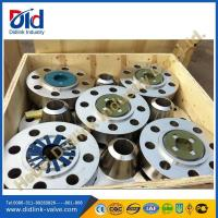 Wholesale DIN2633 alloy 20 flanges, stainless steel pipe flanges, reducing flanges from china suppliers