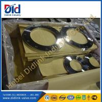 Wholesale blank flanges, steel flanges suppliers, galvanized pipe flanges from china suppliers