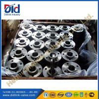 Wholesale DIN86029 carbon steel flanges, vacuum flanges, plumbing flanges from china suppliers