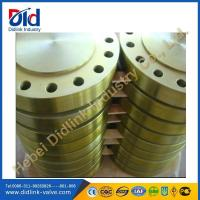 Wholesale BS 4504 all types of flanges, compact flanges, pipe flanges and flanged fittings from china suppliers