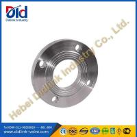 Wholesale DIN carbon steel plate flanges, metric flanges suppliers, industrial pipe flanges from china suppliers